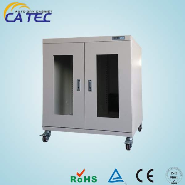 DRY435A auto dry cabinet with 20%-60%rh humidity control range