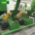 Scrap rubber milling machine in waste tire recycling plant