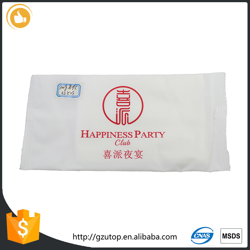 Hand wipes type hygiene tissue for non-woven material wet wipes