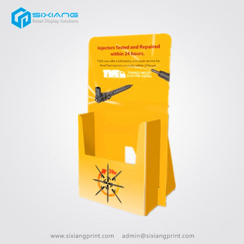 Superb Customized Corrugated Cardboard Paper Brochure Holder Table Display Stand Buy Cardboard Brochure Holde Cardboard Table Display Table Display Stand Download Free Architecture Designs Oxytwazosbritishbridgeorg