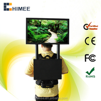 15~24 Inch LCD&LED Portable Walking/Backpack Advertising Player OEM/ODM
