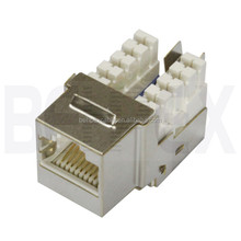 RJ45 Cat <span class=keywords><strong>6A</strong></span> <span class=keywords><strong>Keystone</strong></span> <span class=keywords><strong>Jack</strong></span>