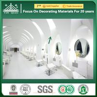 Easy Construction Building Decorative Materials GRG Gypsum Wall Panel