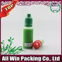 E-Cigarette Liquid bottles NEW design unicorn bottle ejuice oil vape juice plastic bottles PE dropper