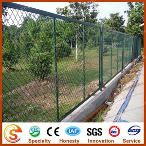 Security expandable metal fence expansion network bridge fence philippines fence