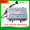 High Quality Sub-trunk LINE Extender CATV Amplifier With Philips Amplifier Module