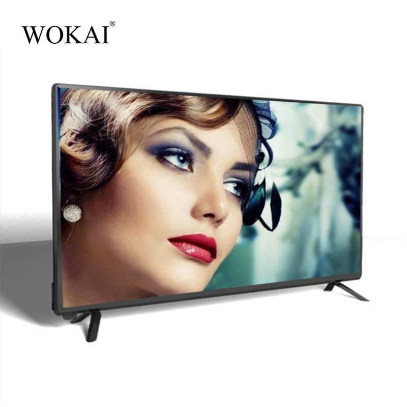 Inch China Smart Android LCD LED TV 4K UHD Price Factory Cheap Flat Screen best digital tv