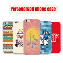 for 3d iphone5 5s 5c case elk character cross union flag pattern Personalized customization phone case with good price case