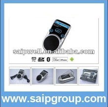 ALD60 with LCD monitor bluetooth car kit with caller id