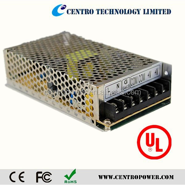 UL approval 60W constant voltage12V switching power supply