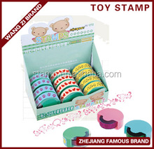 2016 hot selling roller toy stamp set with discount price