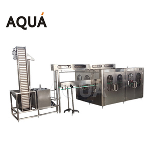 20000Bph Tropical Fruit Juice Bottle Filling Machine
