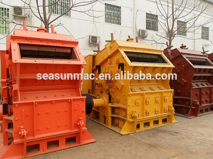impact crusher application in dolomite crushing