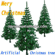 Hot selling artificial festival decoration tree,mini snowing Christmas tree make artificial christmas tree