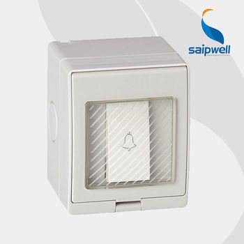 Saipwellsaip electrical ip55 push button door bell waterproof saipwellsaip electrical ip55 push button door bell waterproof switch asfbconference2016 Image collections