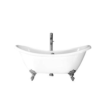Acrylic Shower Stall Seat Cushion Bathtub Mold With Legs - Buy ...