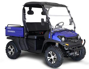 Exclusive Design Super Quality 400CC 4X4 UTV EFI Side by Side with EPA