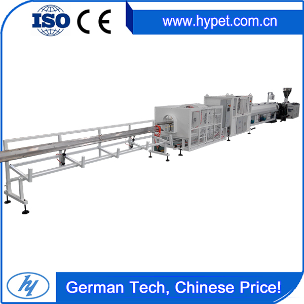 PVC 20-63mm pipe production line PE/PPR pipe extruder production line/pe extruder for wire and cable