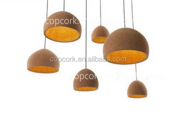 Populair Natuurlijke Kurk Lampenkap Voor Home Decoratie - Buy Decoratieve CQ44