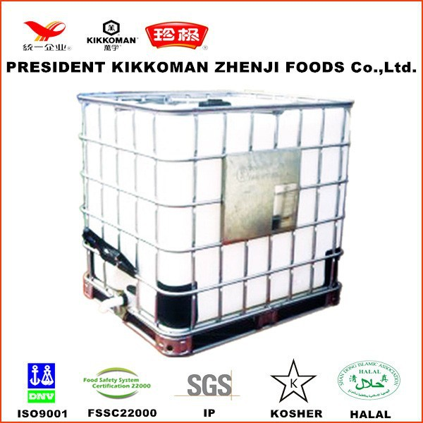 High quality 1000L industrial soy sauce bulk,soy sauce wholesale