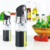 Olive Oil And Vinegar Dispenser Glass Oil Bottle Sprayer