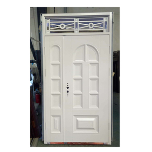 French Steel Main Safety Entrance Door Designs