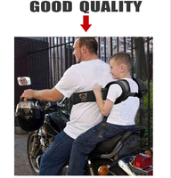 High quality safety car belt for kids / polyester motorcycle safety belt