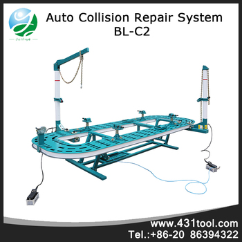 Auto Car Body Chassis Straightening Bench Repair Tools Equipment