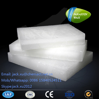 Fushun white fully refined paraffin wax 62 64 melting point