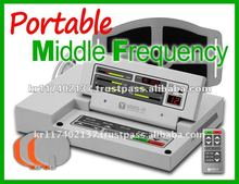 Portable Middle Frequency Therapy Device