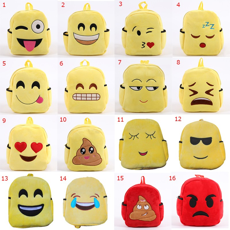 Hot Selling Wholesale Emoji Backpack For Kids Buy Emoji