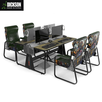 Dickson online game weapon cyber Internet computer desk