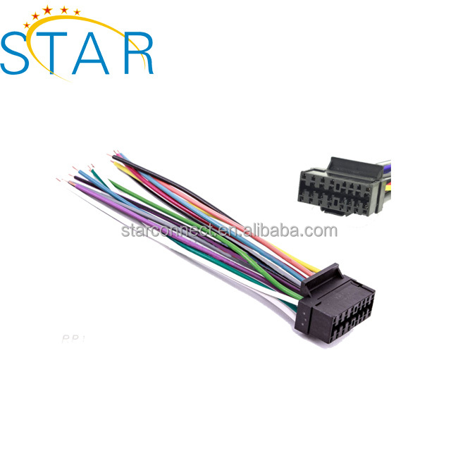 [DIAGRAM_1CA]  High Quality Auto Radio Wiring Harness For Car Jvc Stereo - Buy Auto Radio  Wiring Harness,Wiring Harness For Car Jvc Stereo,Auto Radio Wiring Harness  For Car Product on Alibaba.com | Jvc Radio Wiring Harness |  | Alibaba
