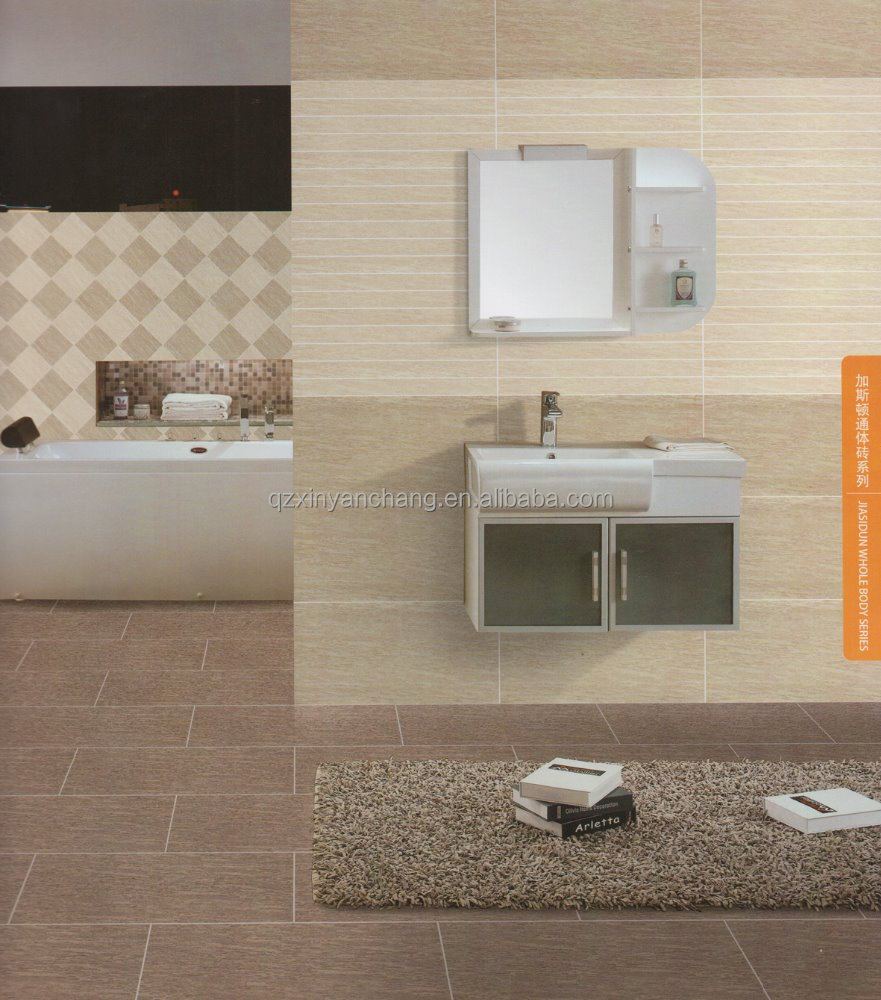 natural and orient ceramic bathroom floor and wall tile