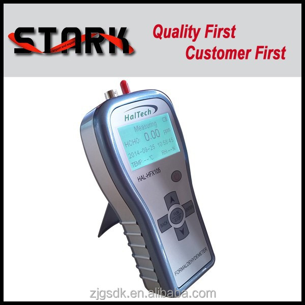 Hot selling handheld electric power wireless formaldehyde tester