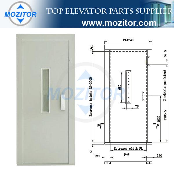 Elevator Parts  Elevator Door