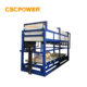 10 ton directly cooling cscpower containerized block ice plant