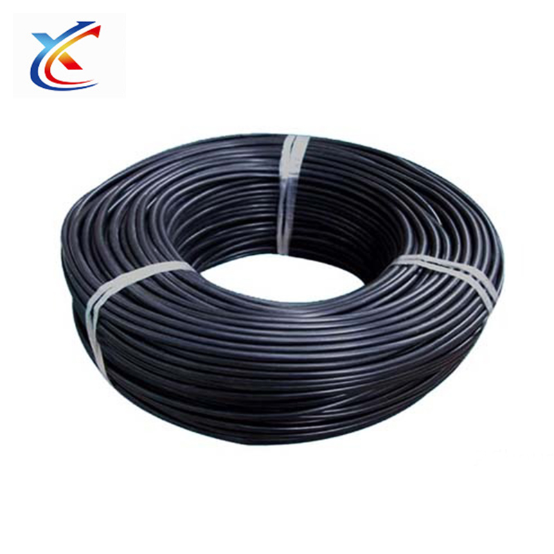silicone rubber insulation sheath install electrical cables and wires