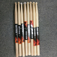 China gedruckt bambus <span class=keywords><strong>drumsticks</strong></span> billig doppelseitige stille trommel praxis pad