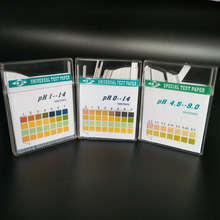 PH test paper high accuracy PH test strips