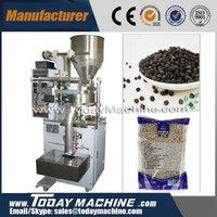100g - 500g 800g Pepper corns / black pepper Packaging Machine Price