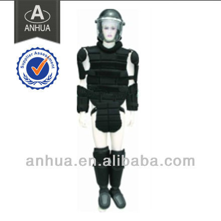 high protection police anti-riot gear