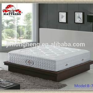 Wholesale Used Pocket Spring Foam night sleep mattress