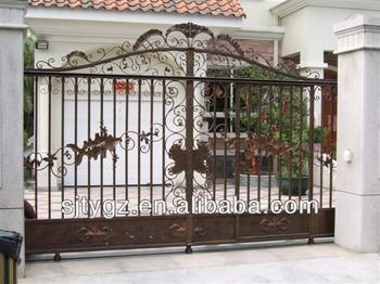 2016 Decorative House Gate Design