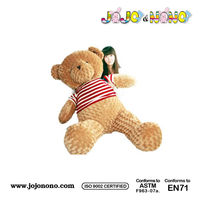 ICTI and Sedex audit new design EN71 teddy bear with clothes