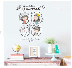 wholesale Sticker for wall sticker acrylic material for home decorative