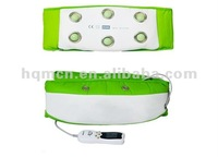 fat burn slimming belt with 6 Gem heated stone