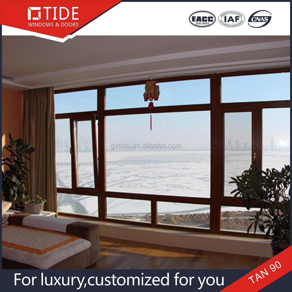 Venta al por mayor ventanales madera-Compre online los mejores ...