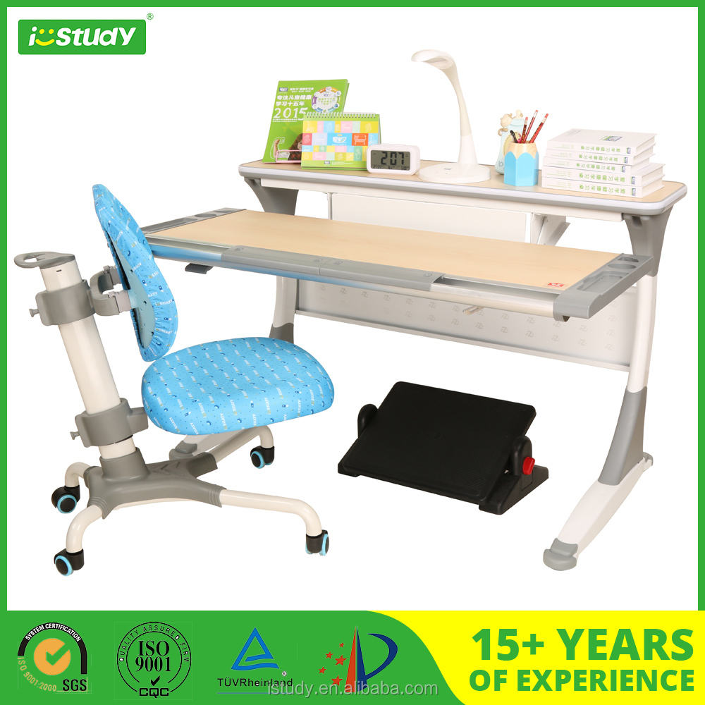 Hot selling ergonomic HY-S120B children desk for study