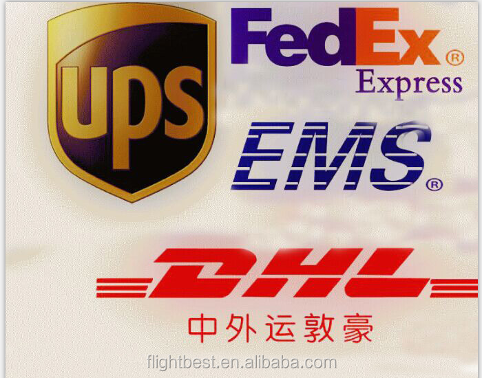 dhl/ems/tnt/ups courier/Express shipping airfreight shipment from china to Libya